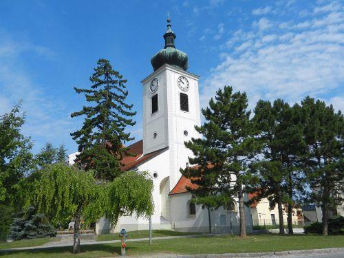 Pfarrkirche Enzersdorf an der Fischa