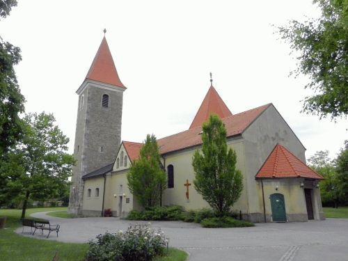 Pfarrkirche Mannswörth