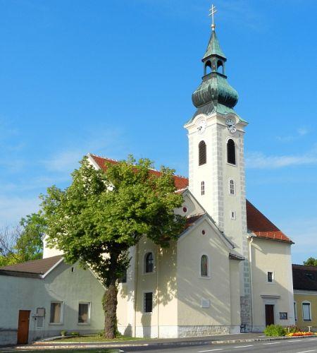 Pfarrkirche Moosbrunn