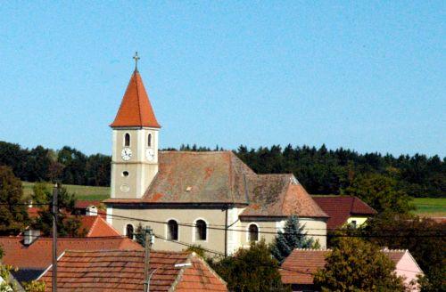 Pfarrkirche Eggendorf am Walde