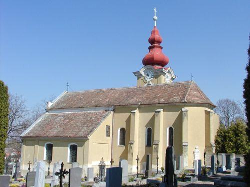 Pfarrkirche Frauendorf an der Schmida