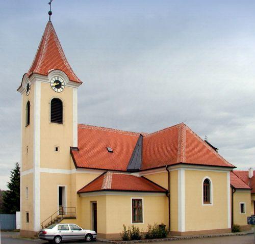 Pfarrkirche Goggendorf