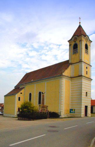 Pfarrkirche Grafenberg