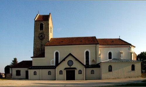 Pfarrkirche Hohenwarth