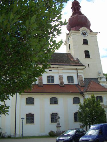 Pfarrkirche Ravelsbach