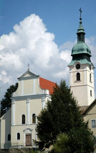 Pfarrkirche Sitzendorf an der Schmida