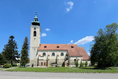 Pfarrkirche Großmugl