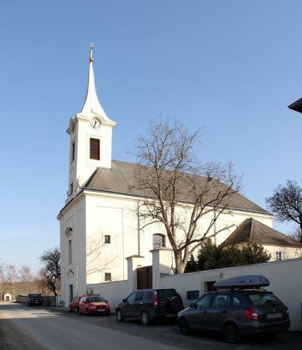 Pfarrkirche Haselbach