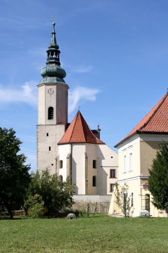 Pfarrkirche Hausleiten