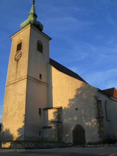 Pfarrkirche Oberleis