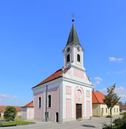Pfarrkirche Obermallebarn