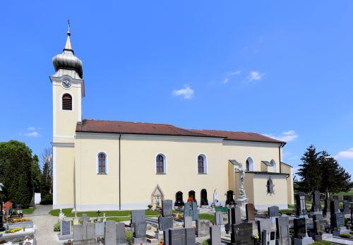 Pfarrkirche Senning
