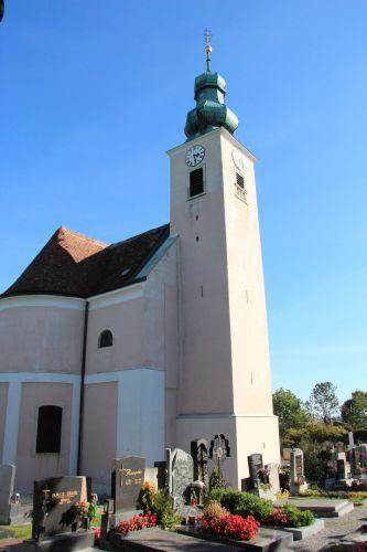 Pfarrkirche Reisenberg