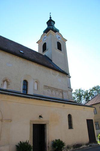 Pfarrkirche Unterwaltersdorf