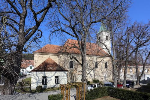 Pfarrkirche Bad Fischau-Brunn