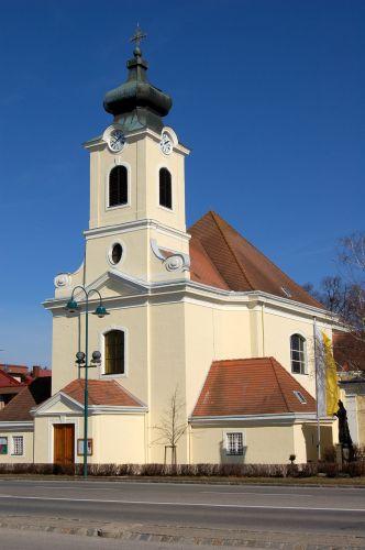 Pfarrkirche Theresienfeld