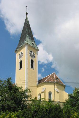 Pfarrkirche Großebersdorf
