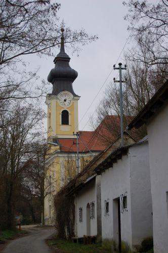 Pfarrkirche Ladendorf
