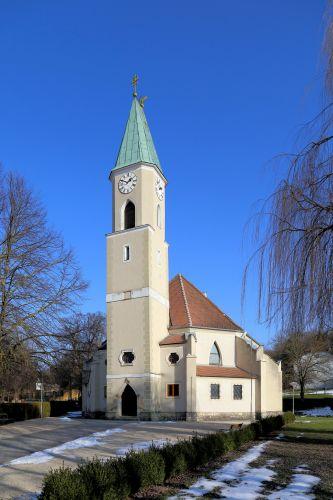 Pfarrkirche Niederkreuzstetten