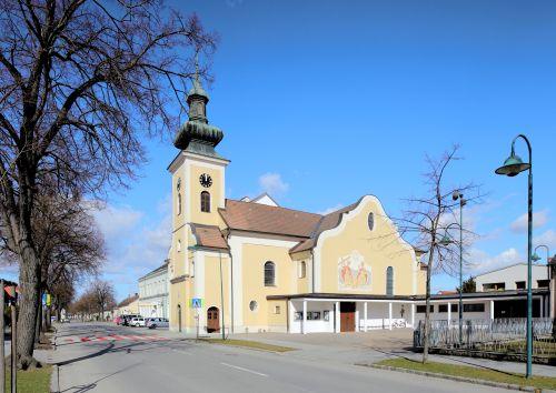 Pfarrkirche Obersdorf