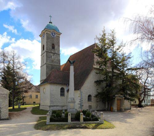 Pfarrkirche Ulrichskirchen