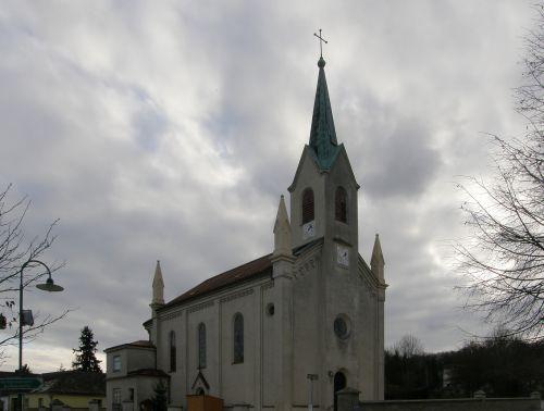 Pfarrkirche Unterolberndorf