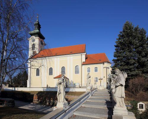 Pfarrkirche Wolkersdorf im Weinviertel