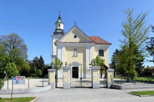 Pfarrkirche Hohenau an der March
