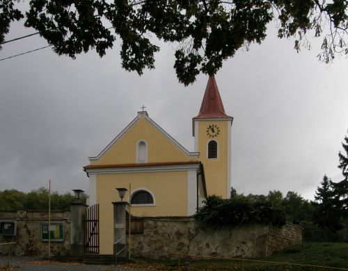 Pfarrkirche Maustrenk
