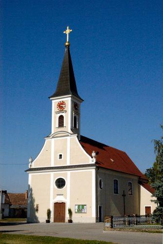 Pfarrkirche Alberndorf im Pulkautal