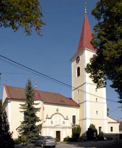 Pfarrkirche Hadres