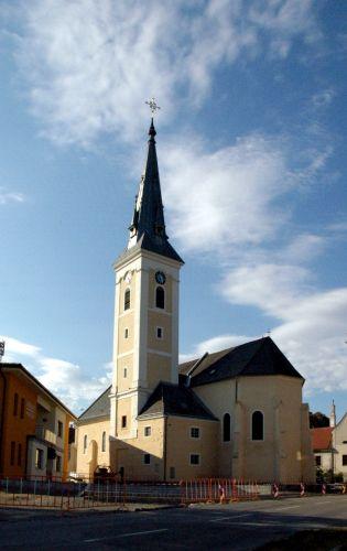 Pfarrkirche Haugsdorf