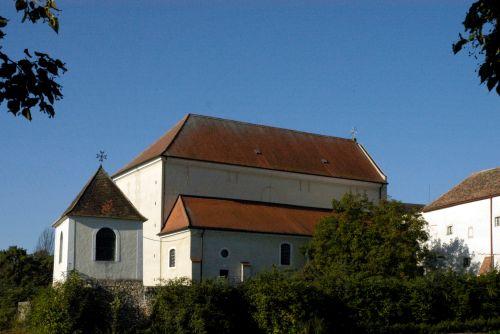 Pfarrkirche Mailberg