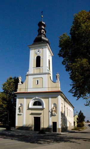 Pfarrkirche Obritz