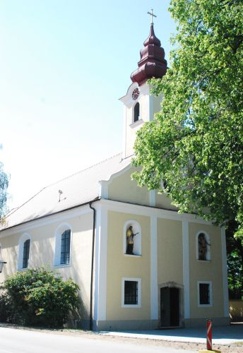 Pfarrkirche Untermarkersdorf