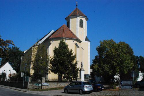 Pfarrkirche Obermarkersdorf