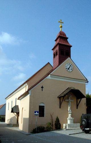 Pfarrkirche Obernalb