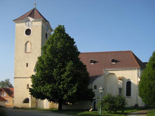 Pfarrkirche Schrattenthal
