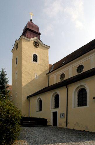 Pfarrkirche Unternalb