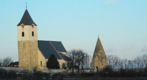 Pfarrkirche Zellerndorf